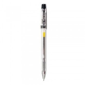 Buncho Fine Tech 0.4mm Gel Pen-Black