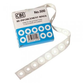 CBE Reinforcement Ring (White) (Item No: B10-131) A1R3B33