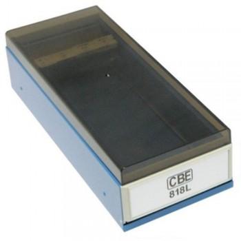 CBE 818L Name Card Case - 800 Cards  A1R2B15