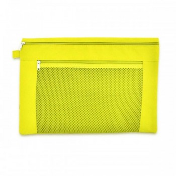 CBE 1026 Zip Document Bag (A4) - Yellow