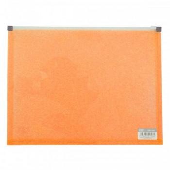 CBE 132A PP Zip Holder - Orange