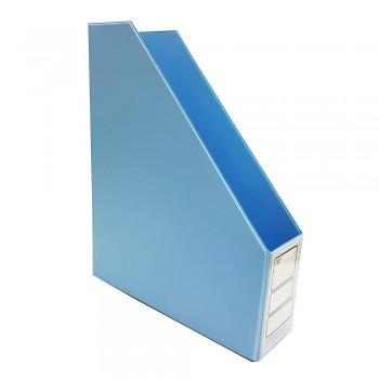 "CBE 412 3"" PVC Box File (A4)-light blue (Item No: B10-114)  A1R5B78"