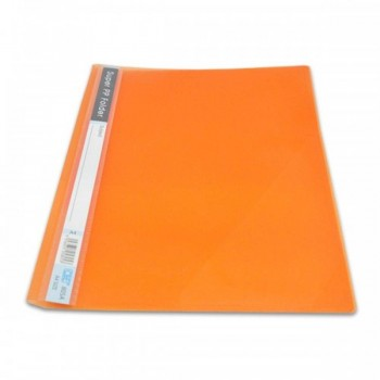 CBE 805A PP Management File - A4 size Orange (Item No: B10-06 O) A1R3B159