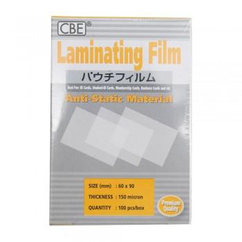 CBE 60 X 90 - 150micron Laminating Film
