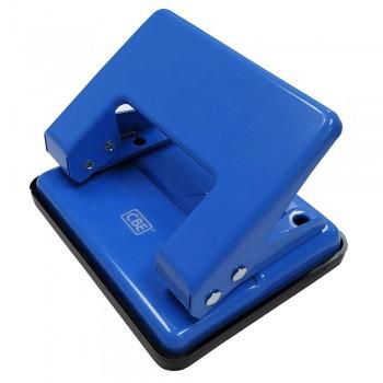 CBE 8686A Two Hole Punch (Big)-blue (Item No: B10-143) A1R3B31