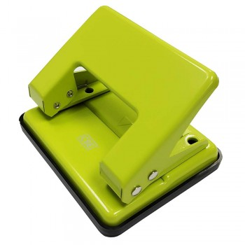 CBE 8686A Two Hole Punch (Big)-green (Item No: B10-143) A1R3B31