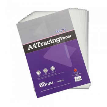 Campap A4 Tracing Paper Pad 20S' (CA4462)
