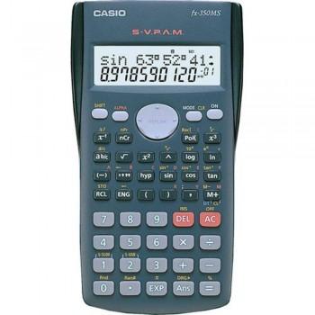 Casio Scientific Calculator fx-350MS - 12-Digit Electronic Calculator