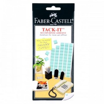 Faber Castell Tack-It 187091-75 - 75gms (Item No: B04-23 FC-T-I75) A1R2B119