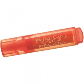 Faber Castell TEXTLINER 1546 Highlighter - ORANGE (Item No: A13-01)  A1R3B54