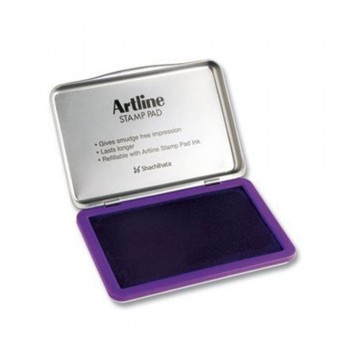Artline Stamp Pad EHJ-3 - NO.1 Purple