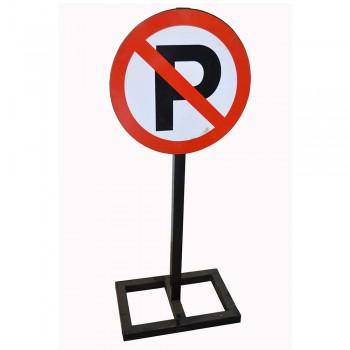 No Parking Stand (Item No:F14-30)