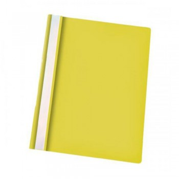 809A Management File A4 size Yellow