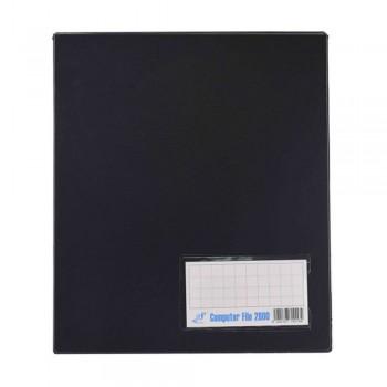 PVC Computer File A3 - Black (Item No: C01-19BK) A1R5B14