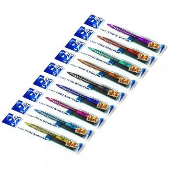 Pilot BeGreen REXGRIP Mechanical Pencil - 0.7mm VALUE PACK (Item No: A01-22 V0.7MM) A1R1B210