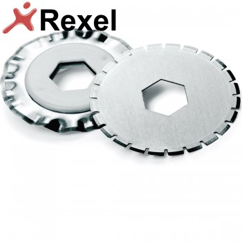 Rexel Replacement Straight Blade For SmartCut A300 & A400 Trimmer - 2101984