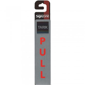Signzone P&S Metallic -45190  PULL (Item No: R01-90)