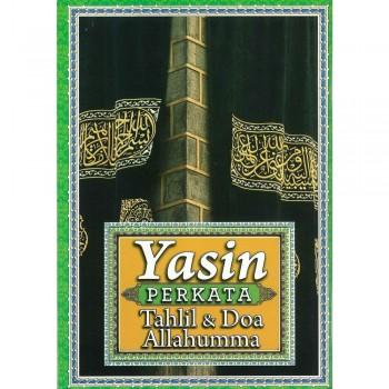 Al-Madinah Yasin Perkata Tahlil & Doa Allahumma