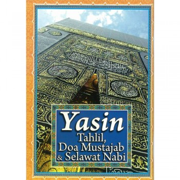 Al-Madinah Yasin Tahlil, Doa Mustajab & Selawat Nabi