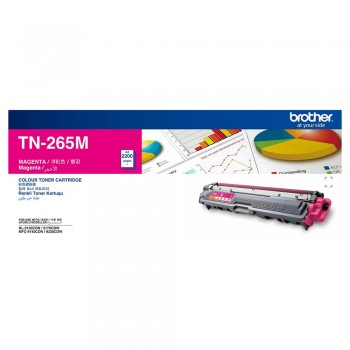 Brother TN-265 Magenta Toner Cartridge