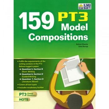 159 PT3 Model Compositions 2018