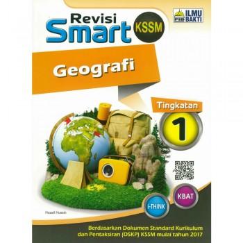 Revisi Smart KSSM Geografi Tingkatan 1