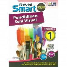Revisi Smart KSSM Pendidikan Seni Visual Tingkatan 1