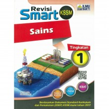 Revisi Smart KSSM Sains Tingkatan 1