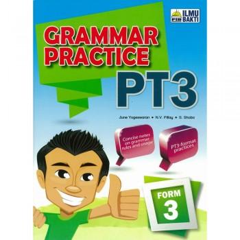 Grammar Practice PT3 Form 3