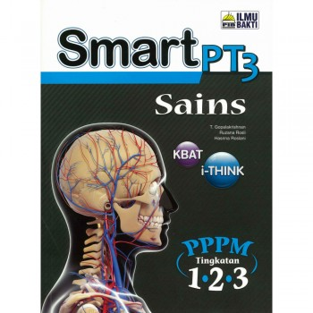 Smart PT3 Sains PPPM Tingkatan 1-2-3
