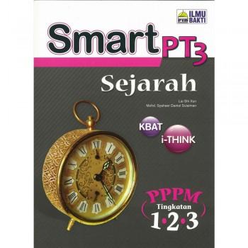 Smart PT3 Sejarah PPPM Tingkatan 1-2-3