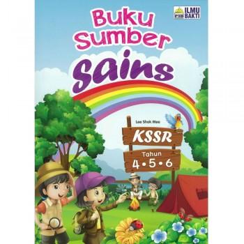 Buku Sumber Sains KSSR Tahun 4.5.6