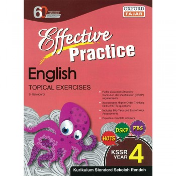 Effective Practice English Topikal Exercises KSSR Year 4