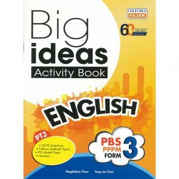 Big ideas Activity Book English Form 3