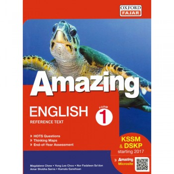 Amazing English Reference Text Form 1