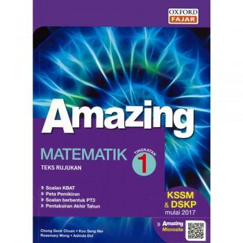 Amazing Matematik Teks Rujukan Tingkatan 1