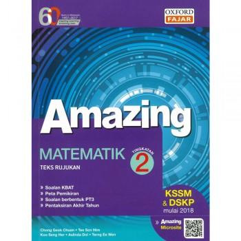 Amazing Matematik KSSM Tingkatan 2