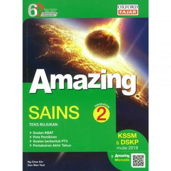 Amazing Sains KSSM Tingkatan 2