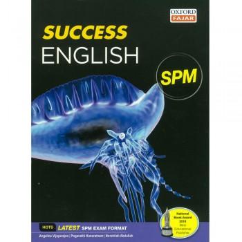 Success English SPM 2019