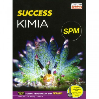 Success Kimia SPM 2019