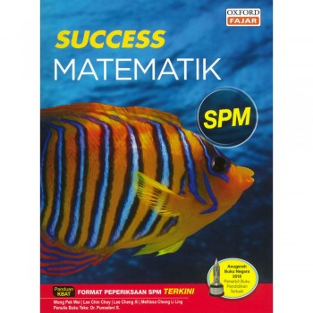 Success Matematik SPM 2019