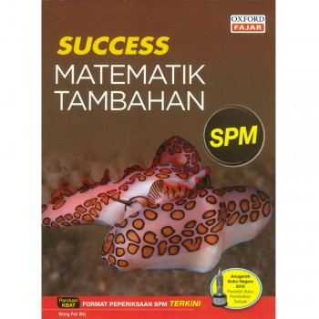 Success Matematik Tambahan SPM 2019
