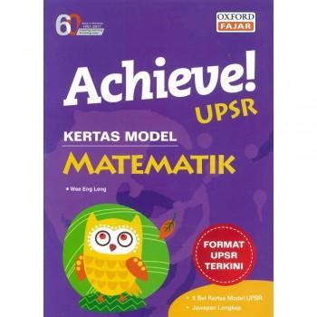 Achieve! UPSR Kertas Model Matematik