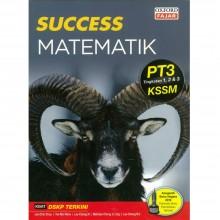Success Matematik PT3 Tingkatan 1, 2 & 3 2019