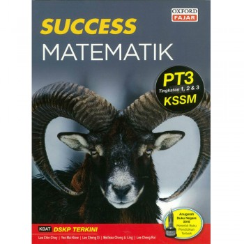 Success Matematik PT3 Tingkatan 1, 2 & 3 2019