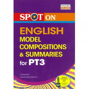 Spot On English Model Compositions & Summaries for PT3
