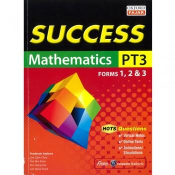 Success Mathematics PT3
