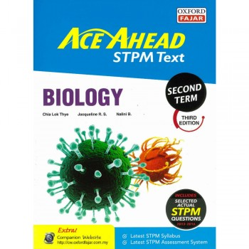 Ace Ahead STPM Text Biology Second Term Third Edition