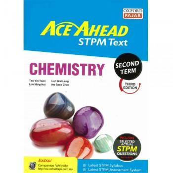 Ace Ahead STPM Text Chemistry Second Term Third Edition