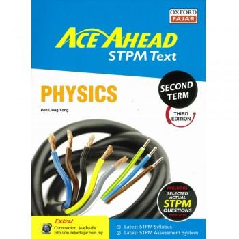 Ace Ahead STPM Text Physics Second Term Third Edition
